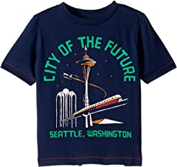 Space Needle Tee (Toddler/Little Kids/Big Kids)