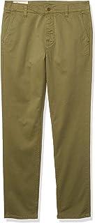 Nudie Unisex Easy Alvin Green Casual Pants