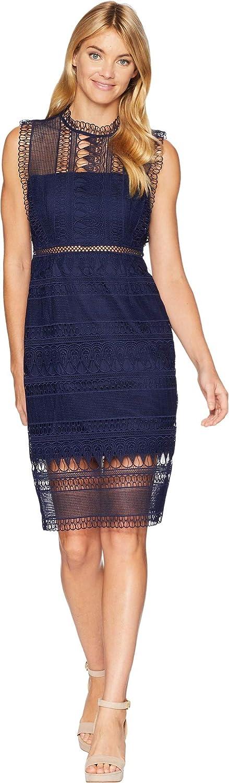 Bardot Women's Mariana Lace Dress Patriot bluee XLarge