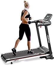 Merax Folding Electric Treadmill Easy Assembly Motorized Power Running Machine Fitness
