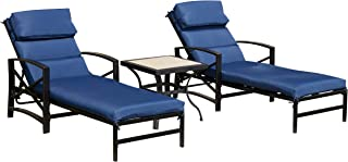 Best patio furniture with chaise lounge Reviews