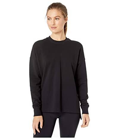 manduka Envelope Sweatshirt (Black) Women