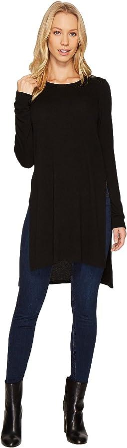 Karen Kane - High-Low Sweater Knit Tunic