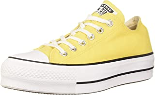Converse Women's Butterylw/Blk/White Sneakers-5 (1001696196002)