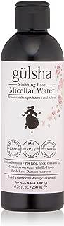 gülsha Soothing Rose Micellar Water 6.76 fl oz