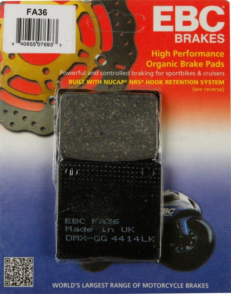 Ebc Sale SALE% OFF Oklahoma City Mall fa36 brake FA36 pads