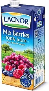Lacnor Sugar Free Mix Mix Berries Juice 1 Liter