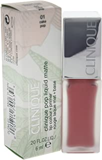 Clinique Clinique Pop Liquid Matte Lip Colour + Primer - # 01 Cake Pop, 6 ml