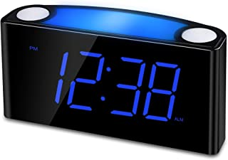 Alarm Clocks Raynic Digital Alarm Clock Large 7