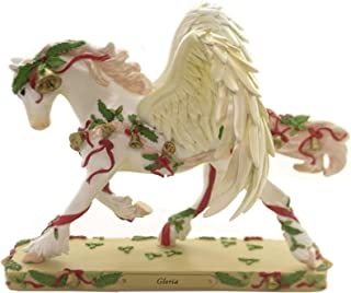 Trail of Painted Ponies Gloria Limited Edition Horse Figurine,Polyresin,7.75 Inches, Multicolor