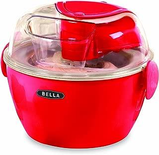 bella ice cream maker recipes