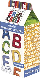 The World of Eric Carle(TM) Uppercase Wooden Magnetic Sets