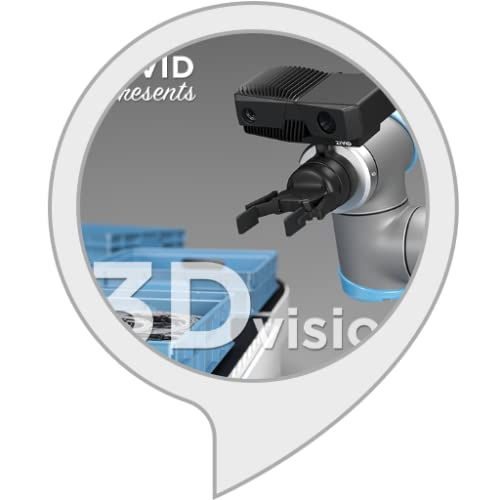 3D machine vision news for industrial automation