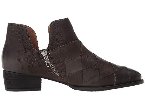 Deep Sea Dark LeatherRed Leather Seychelles Bootie Grey FdU5xWwq