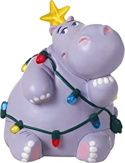 "Best Hallmark Keepsake Christmas Ornament 2020, Mini Holiday Hippo, Light-Up, 1.5"" Review"