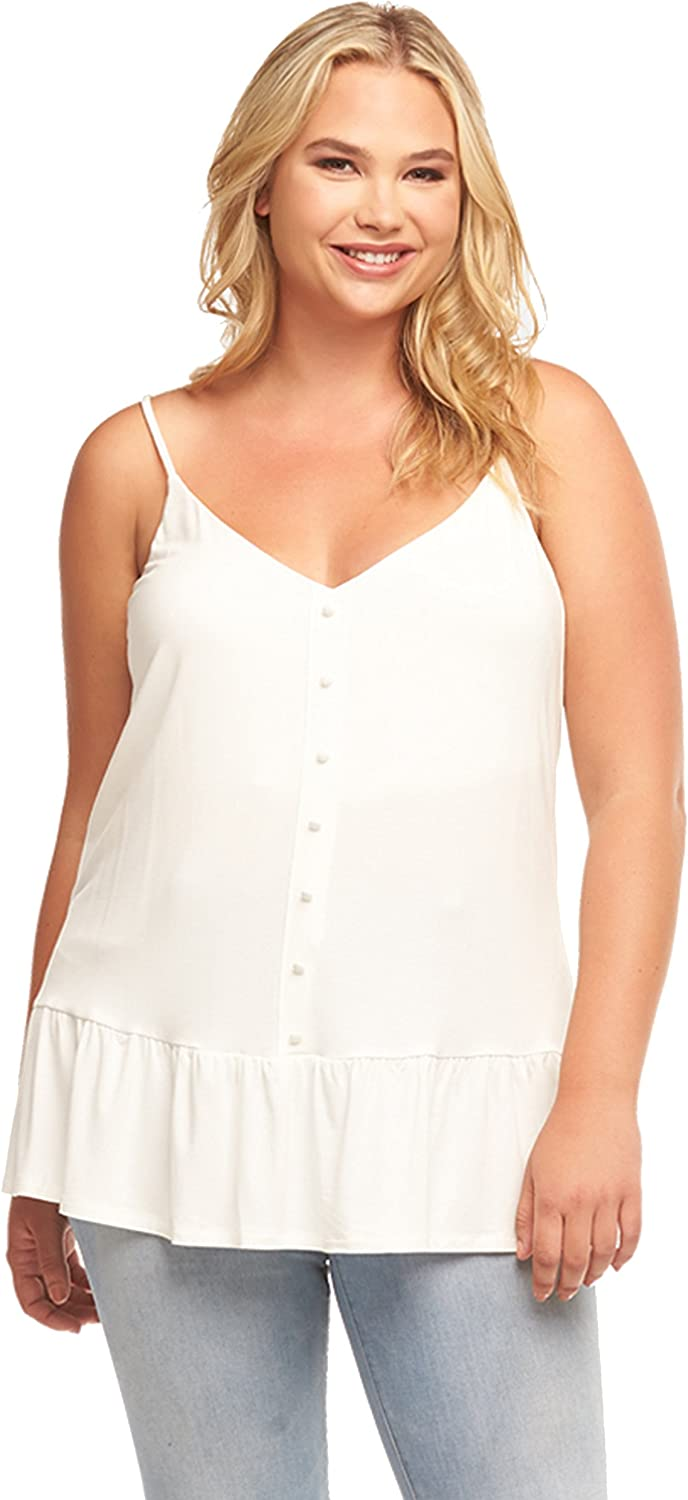 Tart Collections Women's Plus Size Theia Top