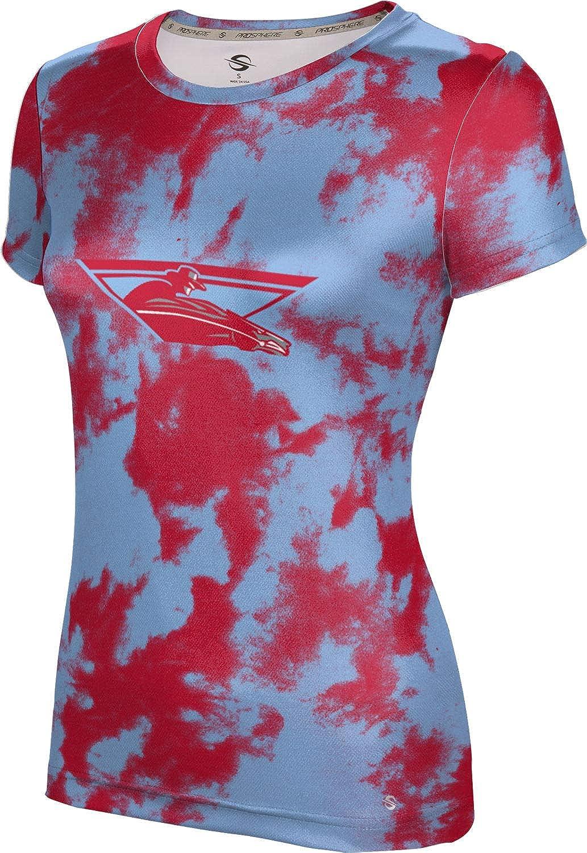 ProSphere Lumberton High School Girls' Performance T-Shirt (Grunge)