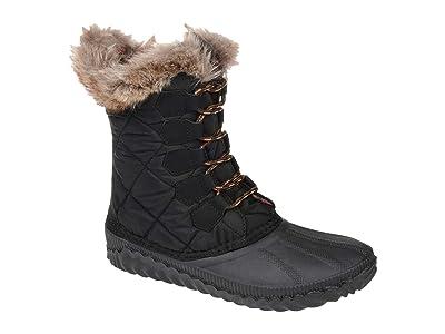 Journee Collection Comfort Foam Powder Winter Boot