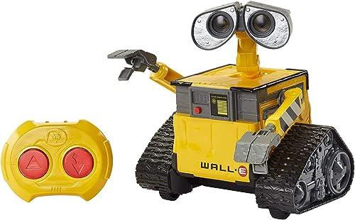 Disney Pixar robot télécommandé Wall-E avec plus de 20 sons et lumières, jouet pour enfant, GPN30