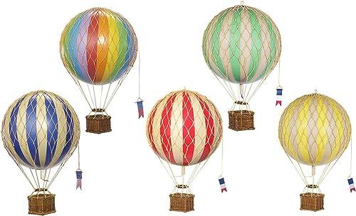 Authentic Models &apos Reisen Licht Ballon, Set von 5