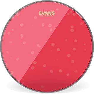 Evans Hydraulic Red Drum Head, 10