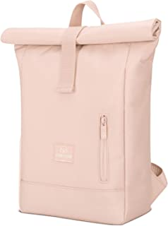 Kids Backpack Boys & Girls Pink - Johnny Urban Junior Aaron Bag Made from Recycled PET Bottles, Children Toddler Daypack Preschool, Kindergarten and Elementary School, Water Repellent and BPA Free