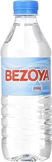 comprar comparacion Bezoya Agua Mineral Natural Botella 50cl - Pack de 12