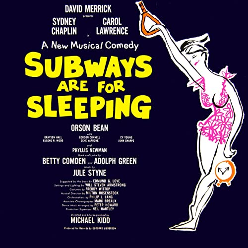 Subways Are For Sleeping (The Original Broadway Cast)