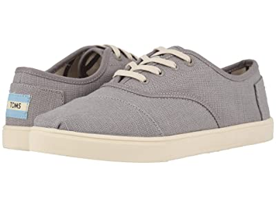 TOMS Cordones Cupsole (Morning Dove Heritage Canvas Cupsole) Women