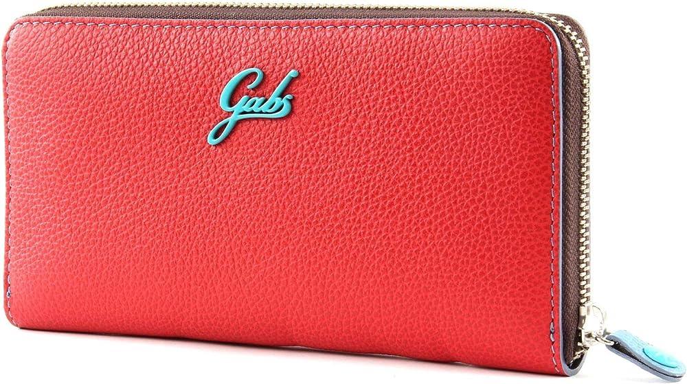 gabs gmoney37 wallet blood , portafoglio per donna , in vera pelle g000150nd-p0086-c4003