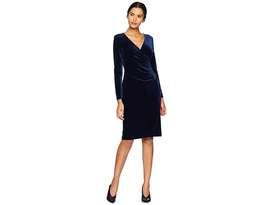 LAUREN Ralph Lauren Torelana Dress (Nightfall) Women