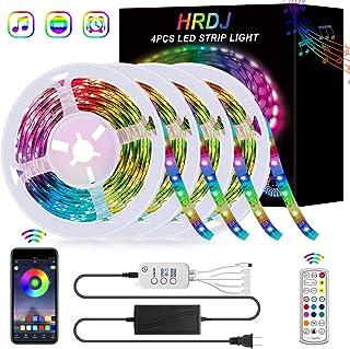 65.6FT/20M LED Strip Lights, HRDJ RGB LED Light Strip...