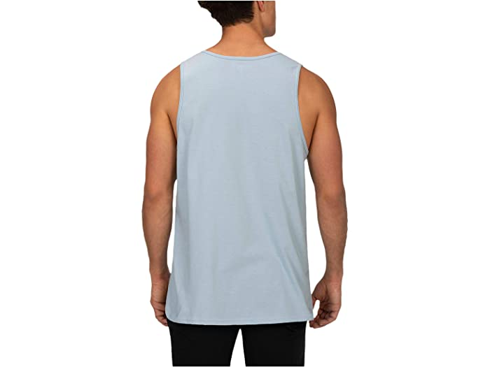Hurley One Y Only Tank Top Light Armory Blue/obsidian Shirts & Tops