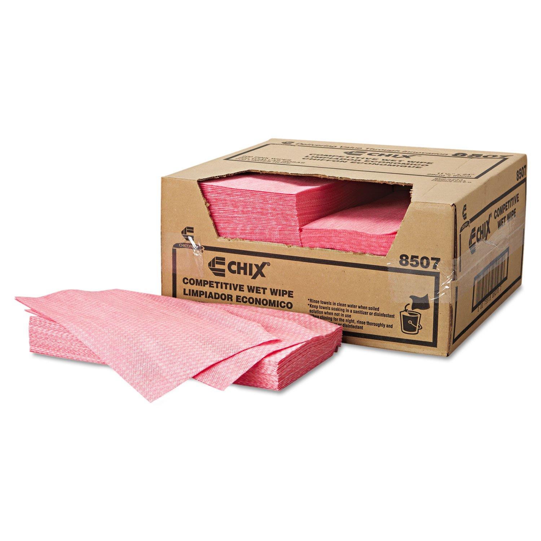 Chicopee 8507 Chix Rayon Wet Wipe, 11.5