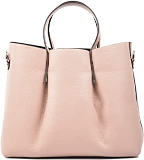 Carla Ferreri Peach Tote Bag For Women