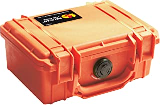 Pelican 1120 Case With Foam (Orange)