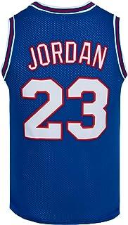 Mens #23 Space Jam Jersey Movie Basketball Jersey S-XXXL