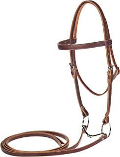 Weaver Leather Draft Horse Headstall Set