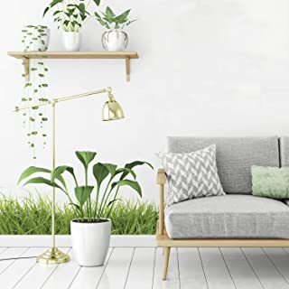 RoomMates Grass Peel And Stick Giant Wall Decals