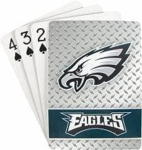 Philadelphia Eagles Diamond Plate Playing Cards