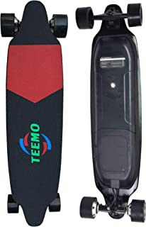 Teemoboard 15 Miles Range top Speed 22mph Panthers Electric Skateboard