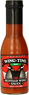 wing time hot sauce