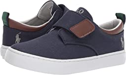 Navy Canvas/Grey Pony