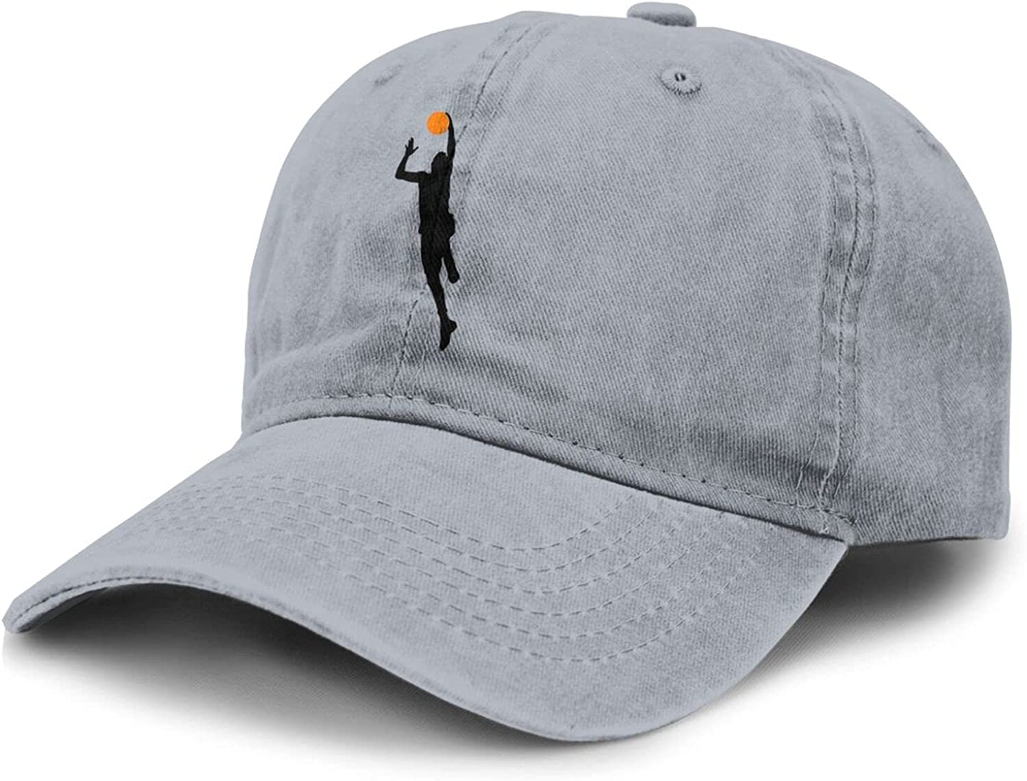 Basketball Moves and Skills Cheap and Durable Adult Cowboy Hat Unisex
