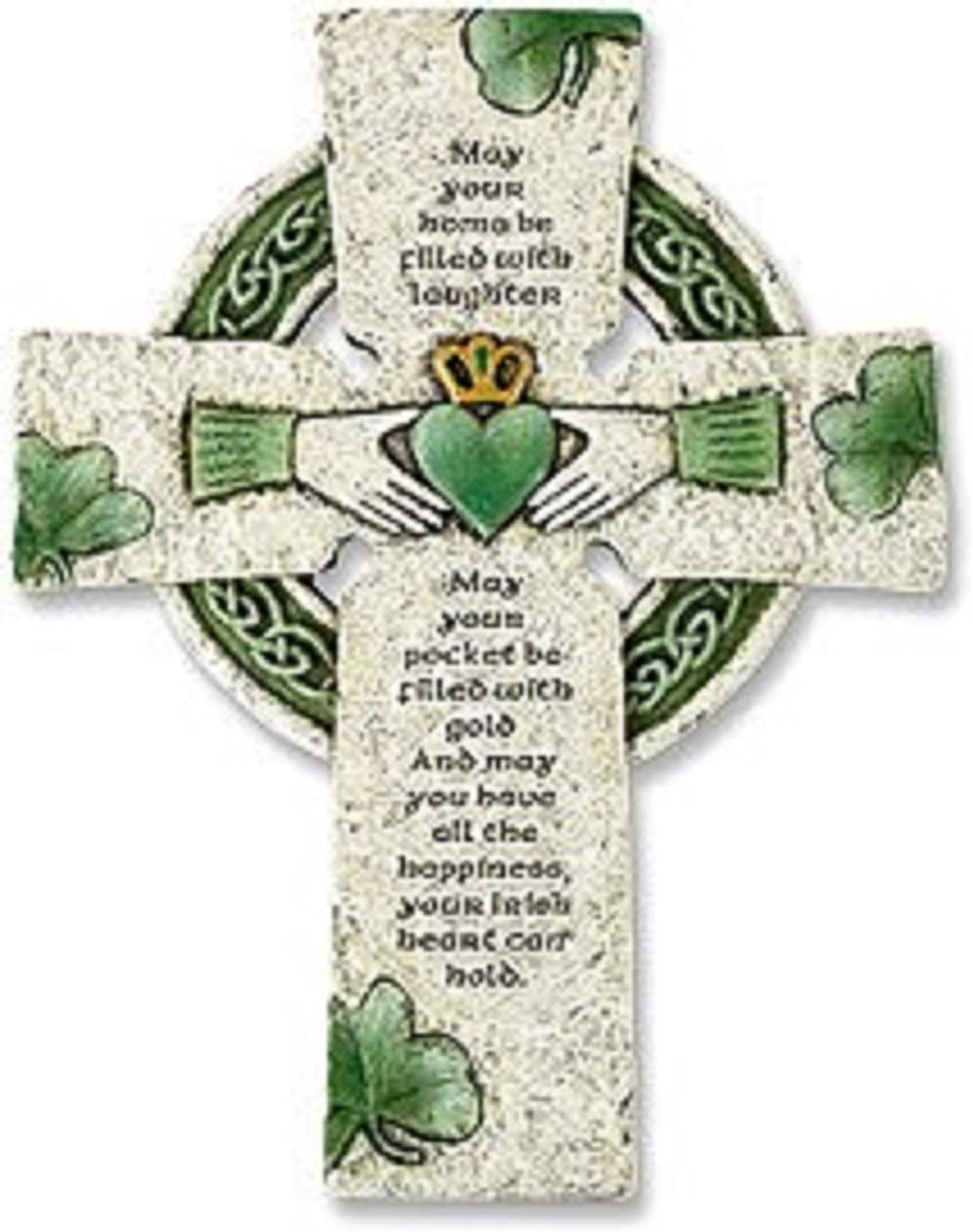 Irish Fixed price It is very popular for sale Wall Cross with Blessing Traditional