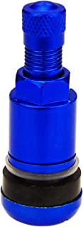 Ventil Metallventil Aluventil Alu Felgen 11,3mm Blau X1 Series Blue Edition