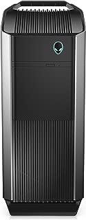 Dell Alienware Aurora PC Liquid Cooled i7-8700K, NVIDIA GeForce RTX 2080 8GB DDR6 16GB RAM, 256GB PCIe NVMe SSD + 2TB HDD, AWAUR7-7066SLV-PUS R7 (Renewed)