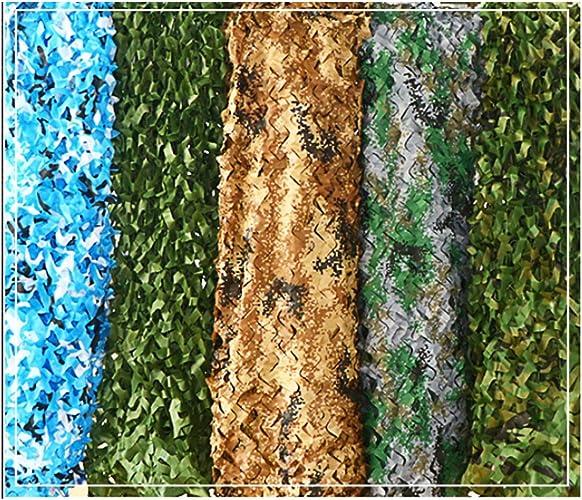 WNpb Filet de Camouflage - Filet de Prougeection Solaire Décoratif de Montagne, Filet de Chasse Caché, Jungle Océan Désert de Différentes Tailles (Taille   8  10m)