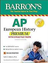 حق بیمه تاریخ اروپا AP: با 5 آزمون آزمایشی (آزمون بارون)