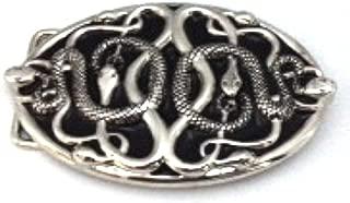 Snake Belt Buckle Rattlesnake Viper Cobra Python